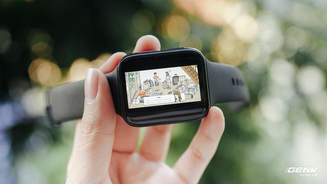 Trên tay OPPO Watch tại VN: Thiết kế đẹp, nhiều tính năng hay ho, pin 40 giờ, giá ngang Apple Watch - Ảnh 23.