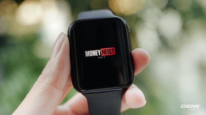 Trên tay OPPO Watch tại VN: Thiết kế đẹp, nhiều tính năng hay ho, pin 40 giờ, giá ngang Apple Watch - Ảnh 22.