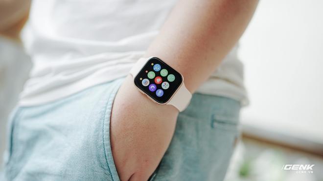 Trên tay OPPO Watch tại VN: Thiết kế đẹp, nhiều tính năng hay ho, pin 40 giờ, giá ngang Apple Watch - Ảnh 28.