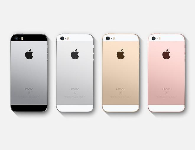 iPhone SE là một ngoại lệ đáng quên của Apple: Không lọt nổi top smartphone bán chạy nhất vào năm ra mắt.