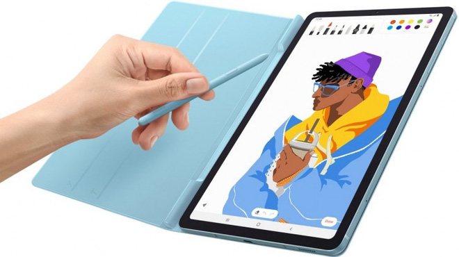Galaxy Tab S6 Lite ra mắt: Màn hình 10.4 inch, hỗ trợ bút S Pen, cấu hình tầm trung - Ảnh 3.