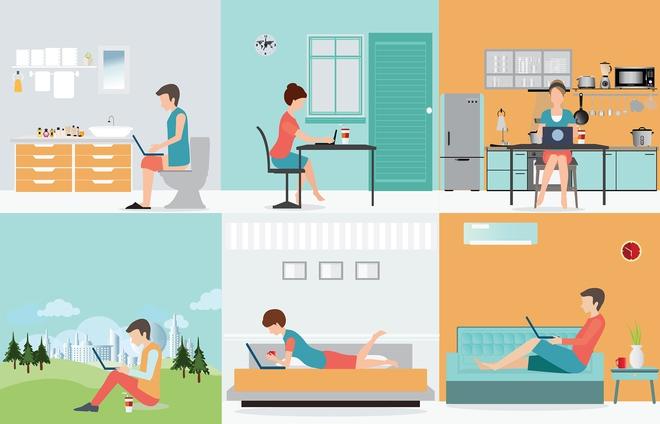 Năng suất làm việc dưới góc nhìn của khoa học hành vi: Làm sao để làm việc tại nhà hiệu quả? - Ảnh 11.