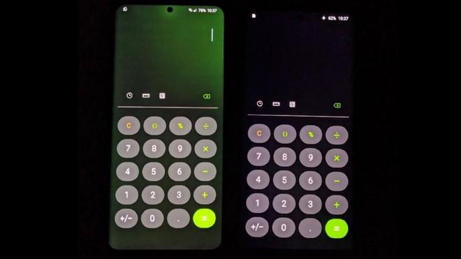 Màn hình Galaxy S20 Ultra bản chip Exynos gặp lỗi phần mềm, chuyển màu xanh lục - Ảnh 2.