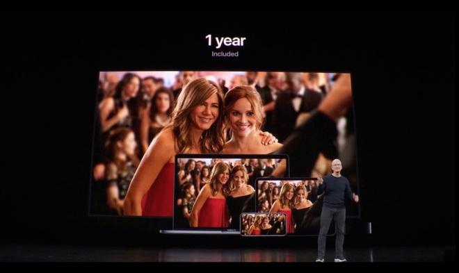 Cũng như các mẫu iPhone 11, iPhone SE 2020 được tặng kèm 1 năm miễn phí sử dụng Apple TV+.