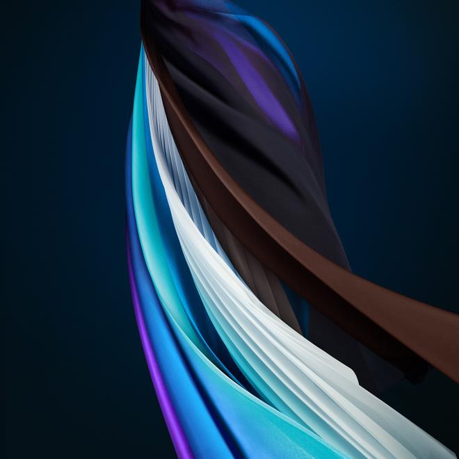 Mời tải về hình nền của iPhone SE 2020 - Ảnh 2.