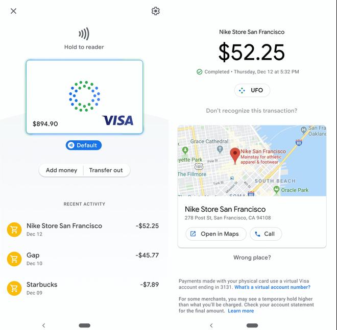 Học tập Apple, Google cũng chuẩn bị ra mắt thẻ thanh toán riêng - Ảnh 3.
