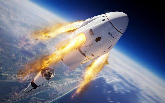 Kế hoạch đưa con người vào vũ trụ lần đầu tiên của SpaceX sẽ chính thức diễn ra vào tháng 5 - Ảnh 2.
