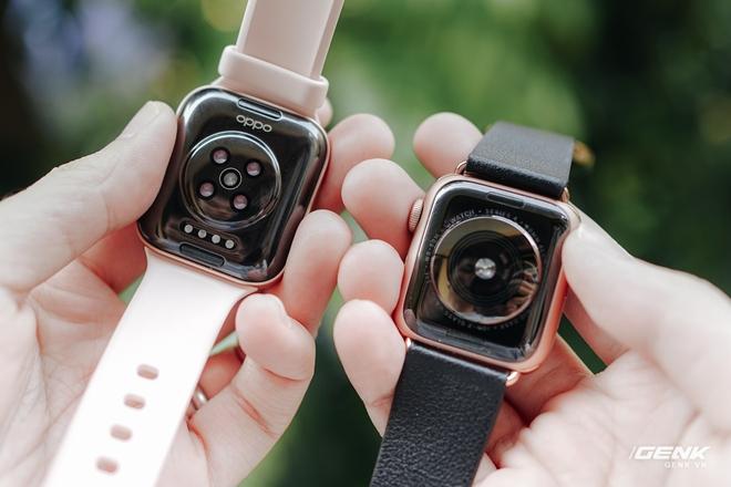Oppo Watch là chiếc Apple Watch của thế giới Android - Ảnh 2.