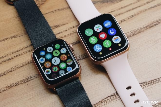 Oppo Watch là chiếc Apple Watch của thế giới Android - Ảnh 5.