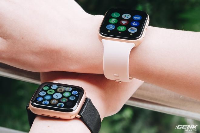 Oppo Watch là chiếc Apple Watch của thế giới Android - Ảnh 14.