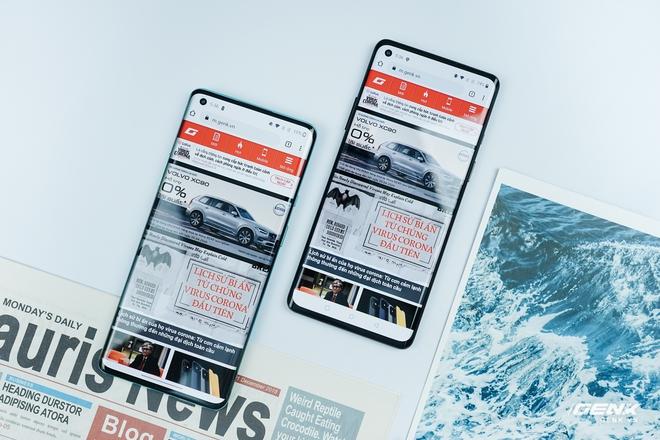 Trên tay OnePlus 8 và OnePlus 8 Pro tại VN: Bỏ camera thò thụt, Snapdragon 865, giá chạm ngưỡng 1000 USD - Ảnh 17.