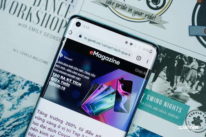 Trên tay OnePlus 8 và OnePlus 8 Pro tại VN: Bỏ camera thò thụt, Snapdragon 865, giá chạm ngưỡng 1000 USD - Ảnh 15.