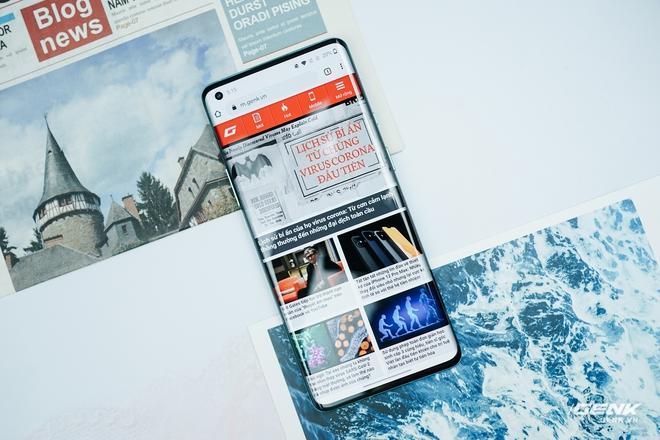 Trên tay OnePlus 8 và OnePlus 8 Pro tại VN: Bỏ camera thò thụt, Snapdragon 865, giá chạm ngưỡng 1000 USD - Ảnh 14.