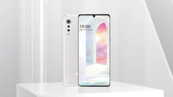 LG tung video nhá hàng thiết kế mới trên LG Velvet: Năm 2020 rồi vẫn còn dùng màn hình giọt nước - Ảnh 4.