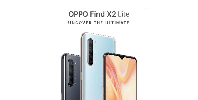 OPPO Find X2 Lite ra mắt: Snapdragon 765G, hỗ trợ 5G, sạc nhanh VOOC 2.0, giá 12.7 triệu đồng - Ảnh 1.