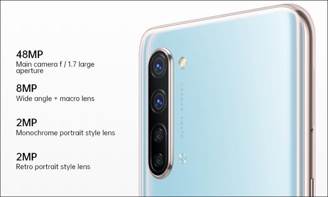 OPPO Find X2 Lite ra mắt: Snapdragon 765G, hỗ trợ 5G, sạc nhanh VOOC 2.0, giá 12.7 triệu đồng - Ảnh 3.