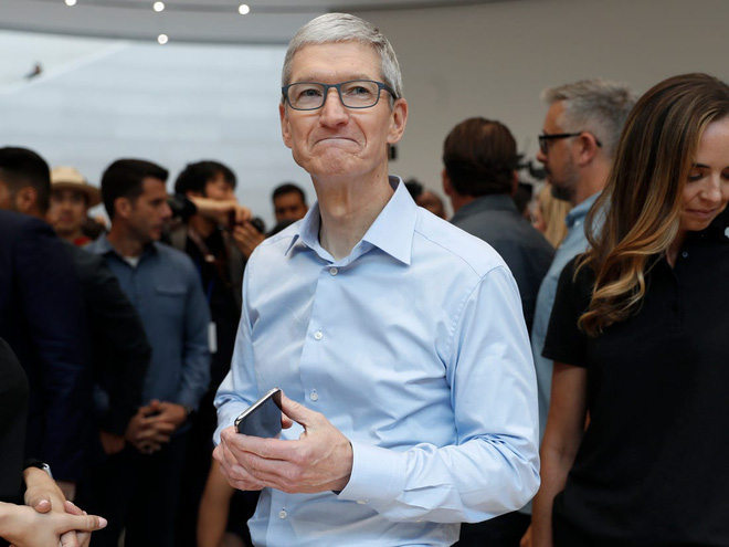 Tại sao ngay cả đại dịch Covid-19 cũng không thể quật ngã Apple? - Ảnh 4.