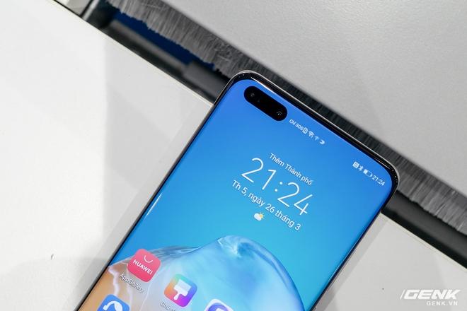 Huawei P40 và P40 Pro chính thức bán ra tại Việt Nam: giá từ 17,9 triệu đồng, 9/5 lên kệ - Ảnh 2.