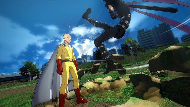 Sony sẽ sản xuất phim điện ảnh chuyển thể từ manga One Punch Man, kịch bản được đội ngũ biên kịch Venom xây dựng - Ảnh 2.