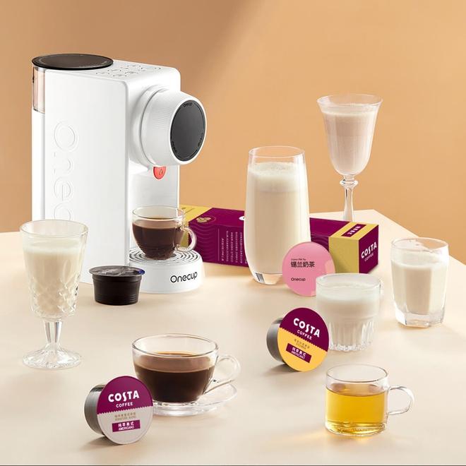 Xiaomi ra mắt máy pha cà phê, trà sữa, sữa đậu nành, giá 1.7 triệu đồng - Ảnh 3.