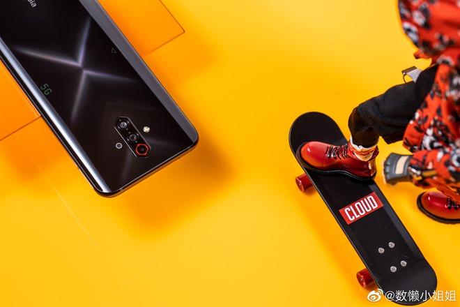 Nubia Play 5G ra mắt: Màn hình 144Hz, Snapdragon 765G, pin 5100mAh, giá từ 7.9 triệu đồng - Ảnh 3.