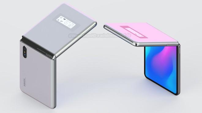 Xiaomi đang phát triển smartphone màn hình gập vỏ sò giống Galaxy Z Flip - Ảnh 5.