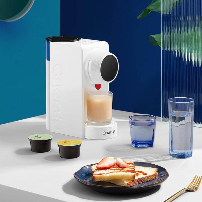 Xiaomi ra mắt máy pha cà phê, trà sữa, sữa đậu nành, giá 1.7 triệu đồng - Ảnh 1.