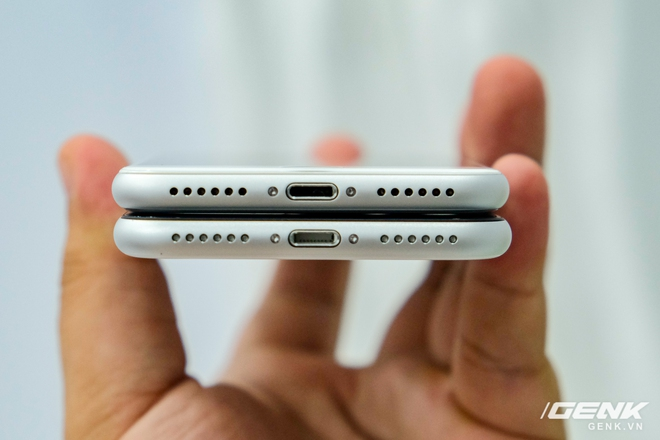 Cận cảnh iPhone SE 2020 đầu tiên tại Việt Nam: Thiết kế giống iPhone 8, giá từ 12.7 triệu đồng - Ảnh 6.