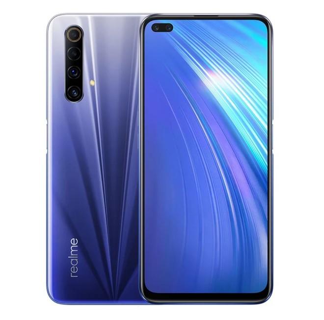 Realme X50m 5G ra mắt: Màn hình 120Hz, Snapdragon 765G, sạc nhanh 30W, giá từ 6.7 triệu đồng - Ảnh 3.