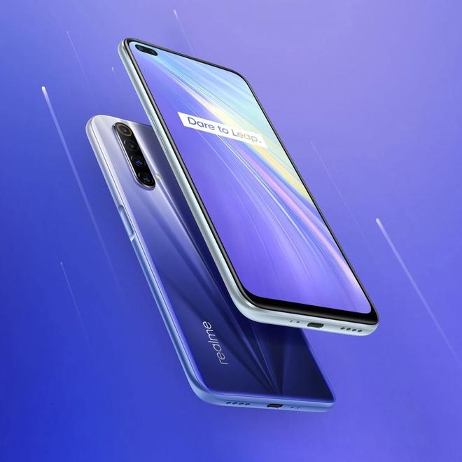 Realme X50m 5G ra mắt: Màn hình 120Hz, Snapdragon 765G, sạc nhanh 30W, giá từ 6.7 triệu đồng - Ảnh 1.