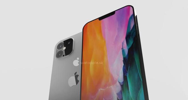 """Xuất hiện thêm concept iPhone 12: """"Tai thỏ"""" vẫn còn nhưng lại vừa mắt lạ thường, cảm biến LiDAR chắc chắn sẽ xuất hiện ở cụm camera sau - Ảnh 4."""