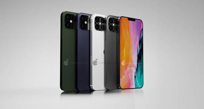 """Xuất hiện thêm concept iPhone 12: """"Tai thỏ"""" vẫn còn nhưng lại vừa mắt lạ thường, cảm biến LiDAR chắc chắn sẽ xuất hiện ở cụm camera sau - Ảnh 8."""