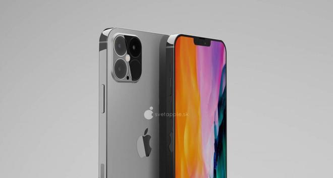"""Xuất hiện thêm concept iPhone 12: """"Tai thỏ"""" vẫn còn nhưng lại vừa mắt lạ thường, cảm biến LiDAR chắc chắn sẽ xuất hiện ở cụm camera sau - Ảnh 6."""