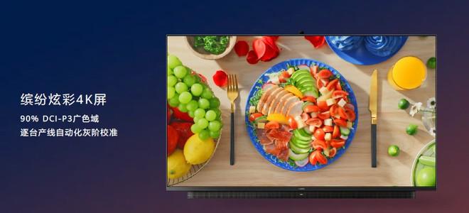 Huawei ra mắt Smart TV 4K có camera thò thụt như smartphone - Ảnh 2.