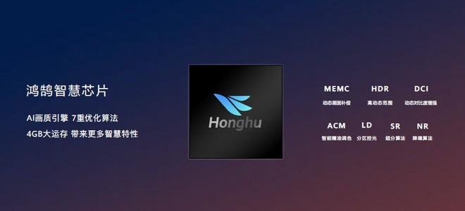 Huawei ra mắt Smart TV 4K có camera thò thụt như smartphone - Ảnh 3.