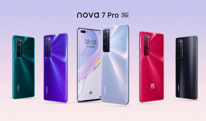 Huawei Nova 7, Nova 7 SE và Nova 7 Pro ra mắt: Hỗ trợ 5G, camera 64MP, giá từ 7.9 triệu đồng - Ảnh 1.