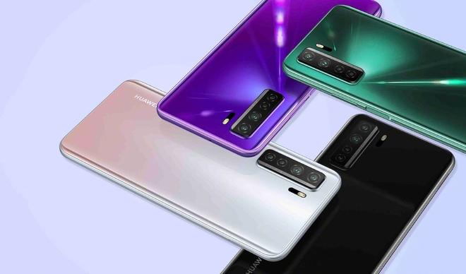 Huawei Nova 7, Nova 7 SE và Nova 7 Pro ra mắt: Hỗ trợ 5G, camera 64MP, giá từ 7.9 triệu đồng - Ảnh 8.
