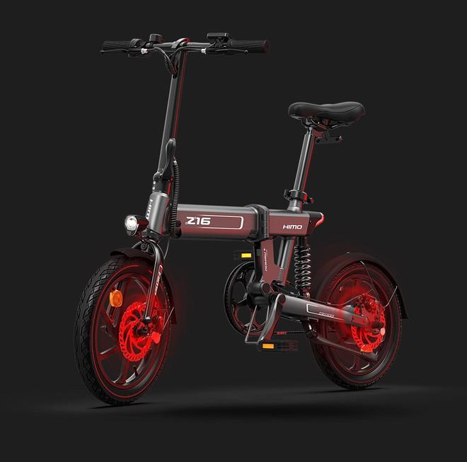 Xiaomi ra mắt xe đạp điện gấp HIMO Z16: Thiết kế nhỏ gọn, đi được 80km, giá 8.3 triệu đồng - Ảnh 3.
