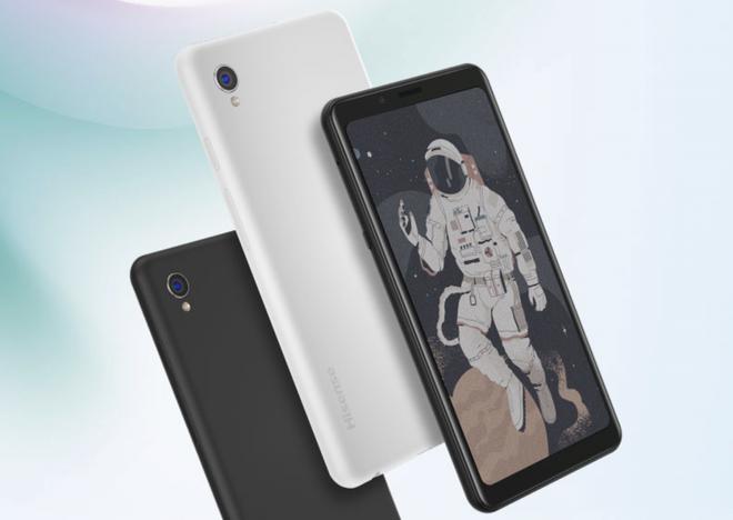 Chiếc smartphone Trung Quốc này trông như một máy Kindle thu nhỏ có chức năng nghe gọi - Ảnh 1.