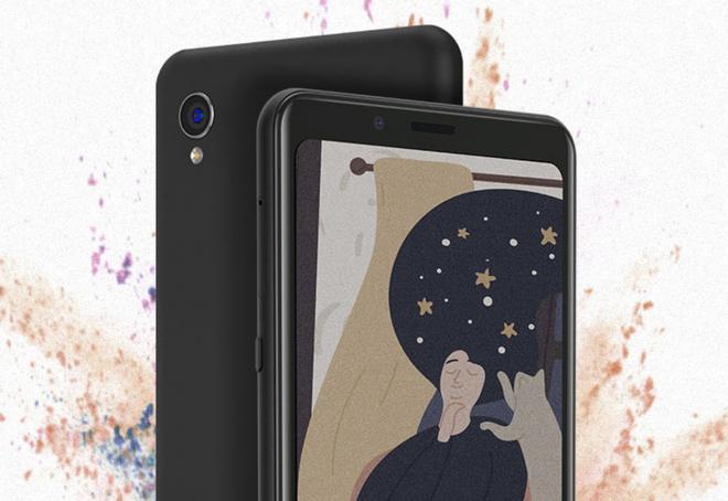 Chiếc smartphone Trung Quốc này trông như một máy Kindle thu nhỏ có chức năng nghe gọi - Ảnh 2.