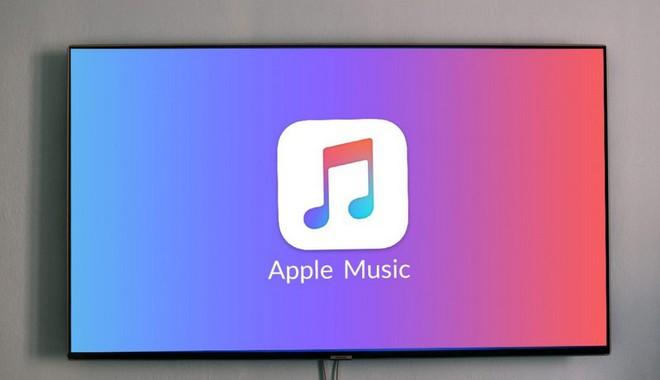 Ứng dụng Apple Music lần đầu tiên xuất hiện trên kho ứng dụng của Samsung SmartTV - Ảnh 1.