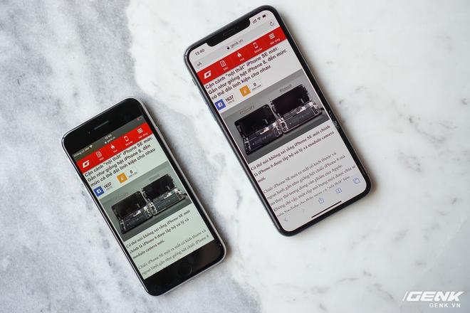 Trải nghiệm nhanh iPhone SE 2020: Quái vật không sừng đội lốt cừu non - Ảnh 2.