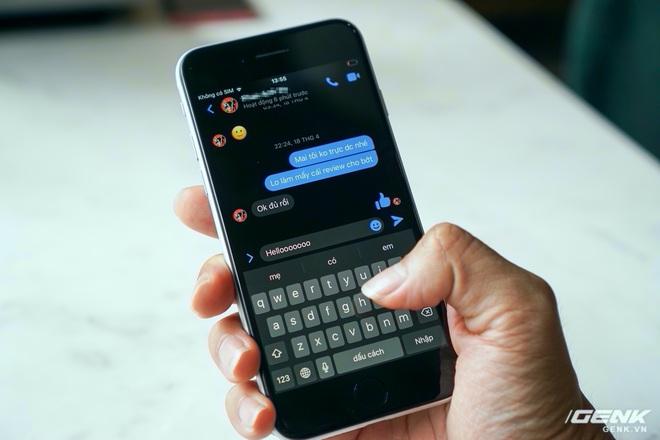 Trải nghiệm nhanh iPhone SE 2020: Quái vật không sừng đội lốt cừu non - Ảnh 5.