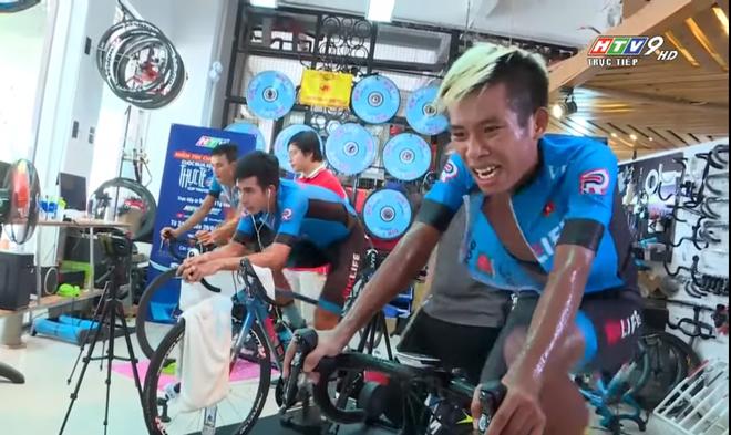 TP.HCM lần đầu tổ chức giải đua xe đạp online: Phiên bản ảo nhưng vẫn phải đạp xe như thường, mệt hơn cả đua thật - Ảnh 5.