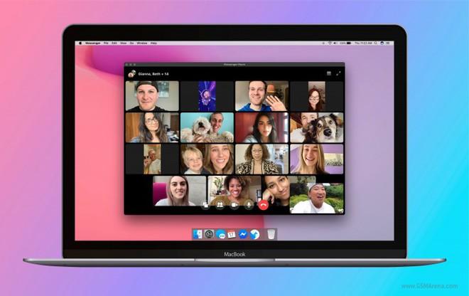 Đối đầu với Zoom, Facebook ra mắt Messenger Rooms, cho phép gọi video không giới hạn thời gian với 50 người cùng lúc - Ảnh 1.