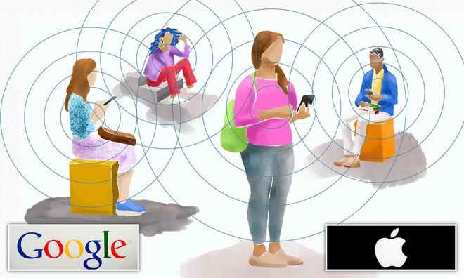 Có đến 2 tỷ điện thoại trên toàn cầu không thể sử dụng công nghệ ngăn ngừa phát tán corona của Apple và Google - Ảnh 2.
