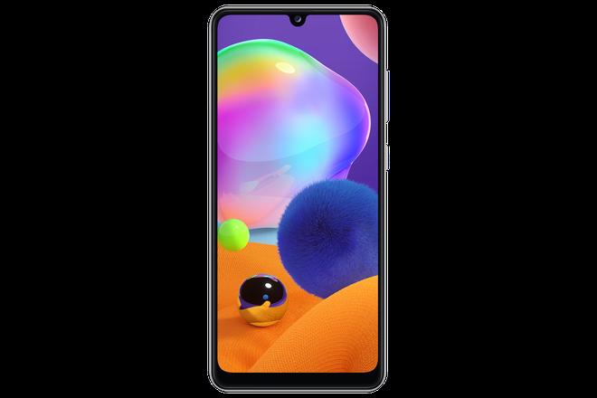 Galaxy A31 ra mắt tại VN: Chip Helio P65, có camera macro, pin 5000mAh, giá 6.5 triệu đồng - Ảnh 2.