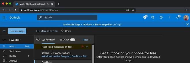 """Microsoft tiếp tục """"chiến dịch"""" lôi kéo người dùng Chrome chuyển sang Edge, lần này là bằng ứng dụng email khá phổ biến - Ảnh 2."""