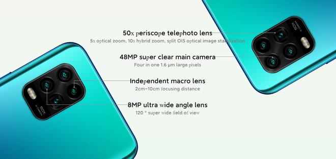 Xiaomi ra mắt Mi 10 Youth Edition: Snapdragon 765G, camera tele zoom 50x, giá từ 6.9 triệu đồng - Ảnh 4.