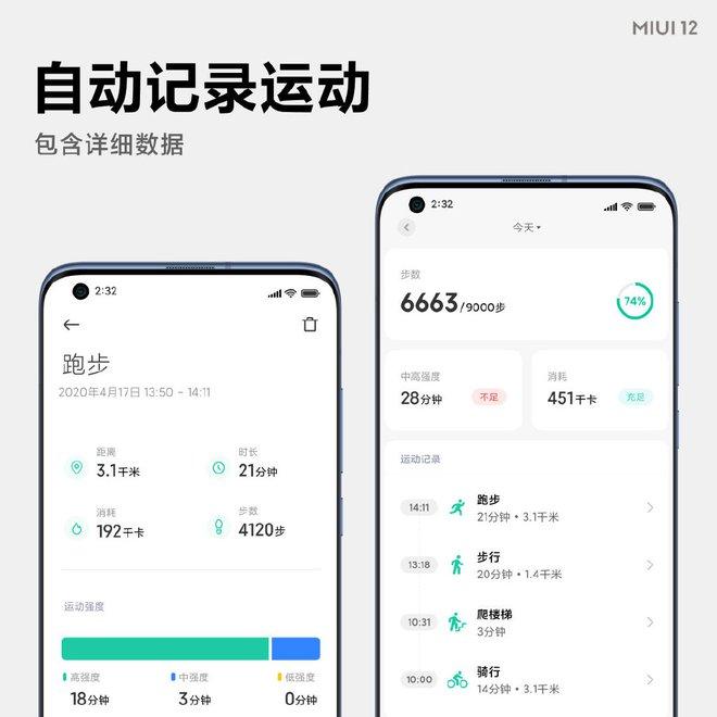 Xiaomi ra mắt MIUI 12: Nâng cấp giao diện, nâng cao bảo mật, theo dõi sức khoẻ - Ảnh 10.